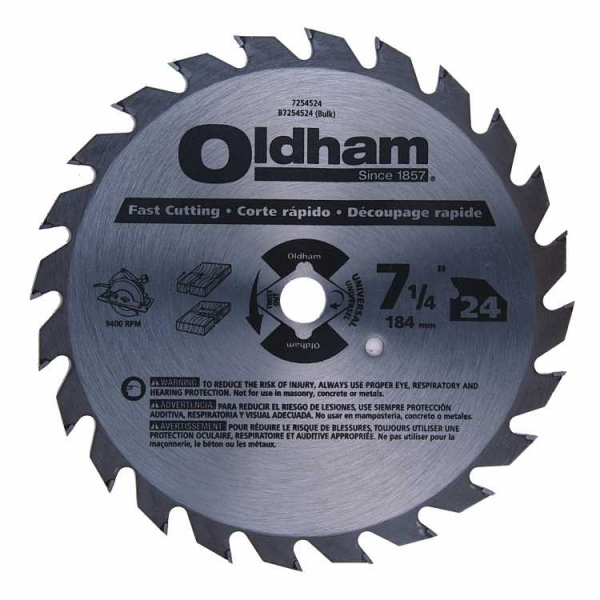 Carbide Wood Cutting Blade